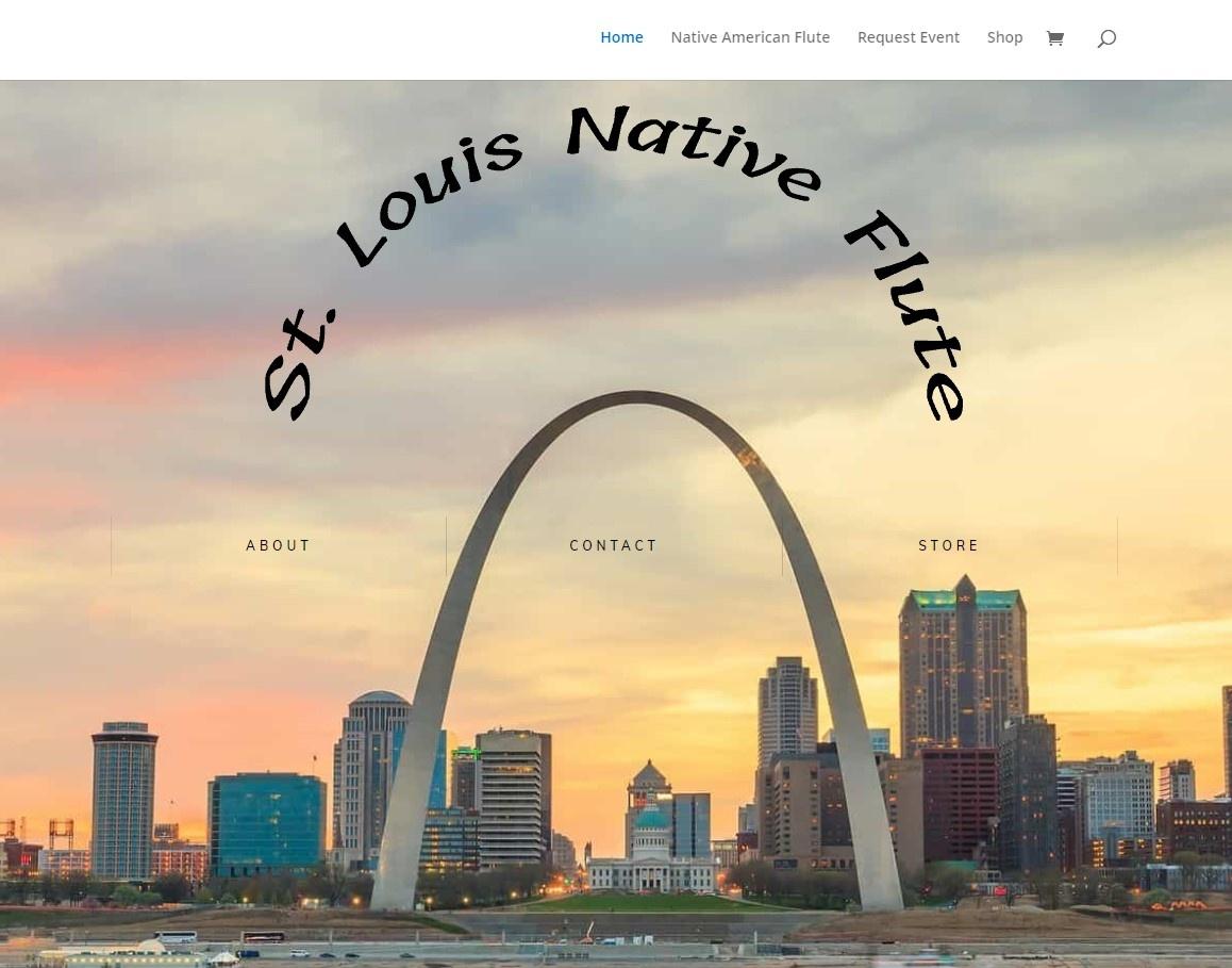 St Louis Native Flute