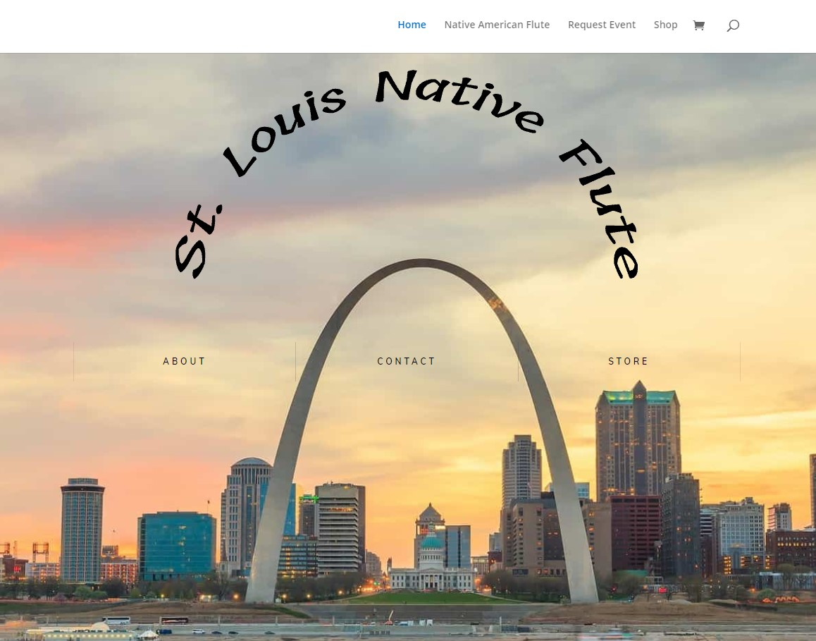 St. Louis Native Flute home page
